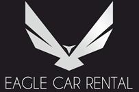 Eagle car rental logo